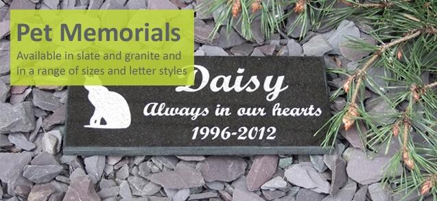 Plaques & gravestones