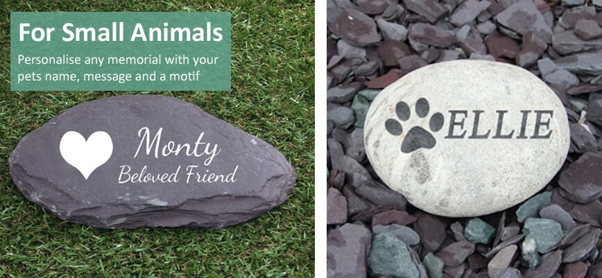 Memorials for small animals
